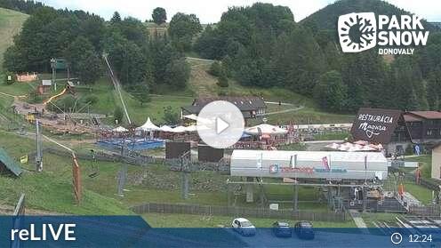 Webcam Skigebiet Donovaly Nova hola - Gro�e Fatra