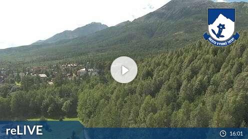 Webcam Skigebiet Stary Smokovec Novy Smokovec - Hohe Tatra