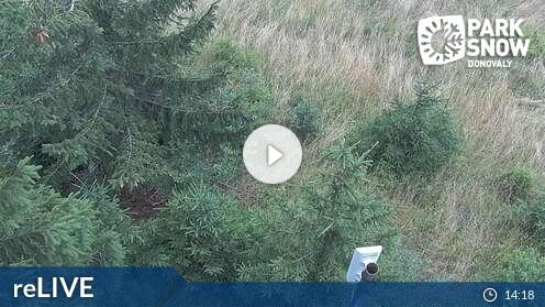 Webcam Ski Resort Donovaly Zahradiste - Greater Fatra