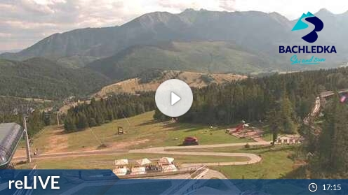 Webcam Skigebiet Zdiar Ski Bachledova - Hohe Tatra