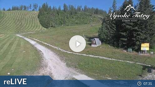 Webcam Skigebiet Strbske Pleso cam 2 - Hohe Tatra