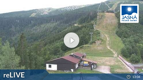 Webcam Ski Resort Chopok South Horna Lehota - Low Tatras