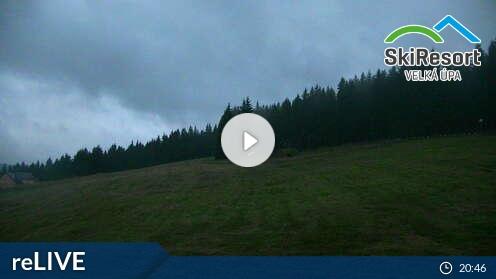 Webcam Ski Resort Velka Upa cam 2 - Giant Mountains