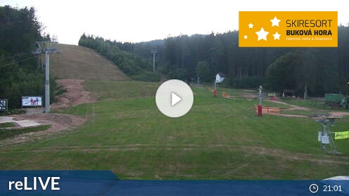 Webcam Skigebied Cenkovice cam 4 - Adelaarsgebergte