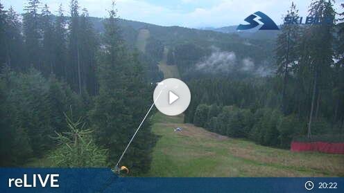 Webcam Ski Resort Bila cam 5 - Beskids
