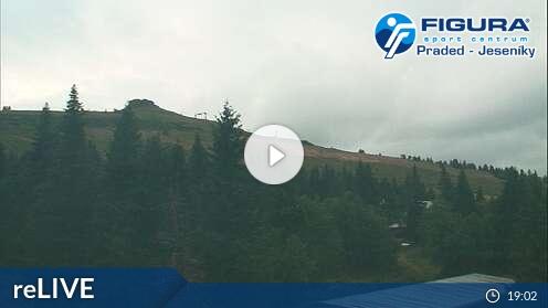 Webcam Skigebiet Altvater cam 3 - Altvatergebirge