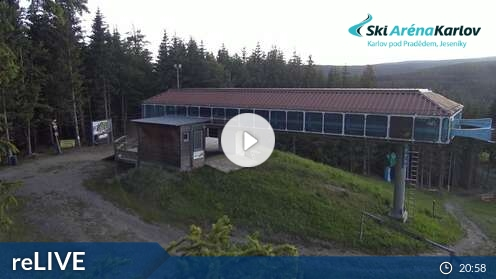 Karlov pod Pradědem - Karlov Ski Express