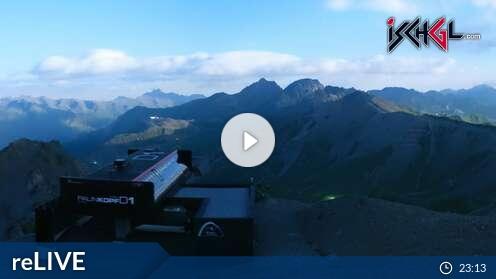 Webkamera Ischgl - Paznauntal
