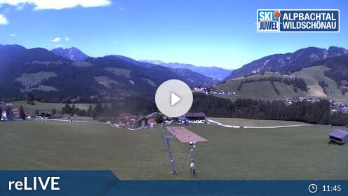 Webcam Roggenboden Ski Resort Wildschönau Tyrol