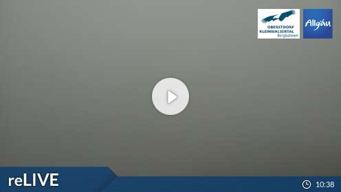 Webcam Fellhorn Skigebiet Oberstdorf - S�llereck Allg�u
