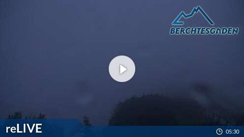 Webcam Skigebiet Berchtesgaden - Obersalzberg Kehlstein - Oberbayern