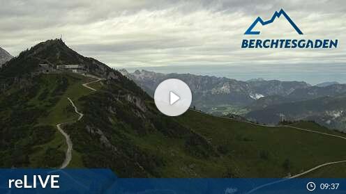 Webcam Skigebiet Berchtesgaden - Obersalzberg Mitterkaserlift - Oberbayern