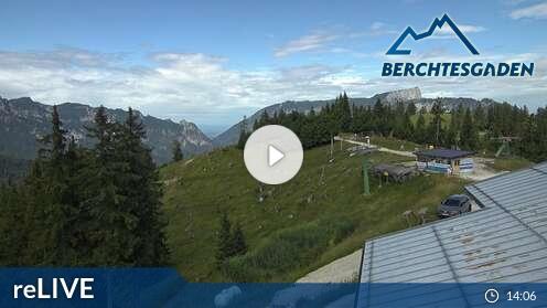 Berchtesgadener Land - Hochschwarzeck