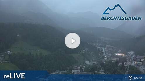 Webcam Skigebiet Berchtesgaden - Obersalzberg Lockstein - Oberbayern