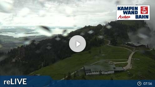 Webcam Skigebiet Aschau - Kampenwand Kampenwandbahn - Oberbayern