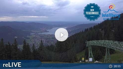 Webkamera Tegernseer Tal