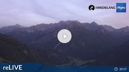 Webcam Ski Resort Bad Hindelang - Oberjoch cam 3 - Bavaria Alps - Allg�u