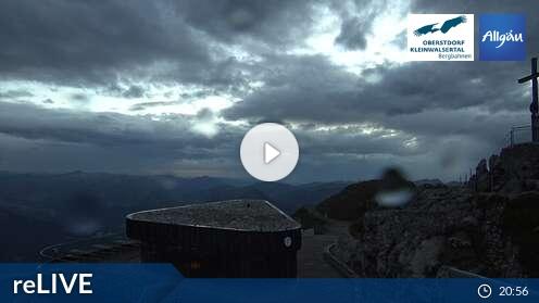 Webcam Oberstdorf (DE) - Nebelhorn - 1.930 m