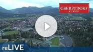 Webcam Oberstdorf dorp