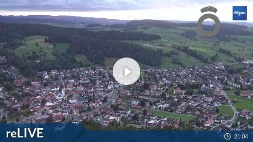 Webcam Skigebiet Oberstaufen - H�ndle Oberstaufen - Allg�u