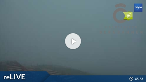 Webcam Skigebiet Oberstaufen - Hochgrat Hochgratbahn - Allgäu