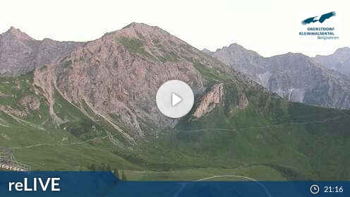 Mittelberg Kanzelwand Bergstat