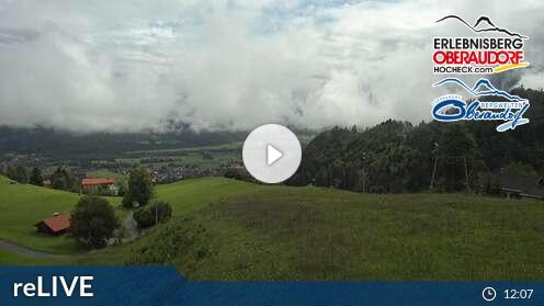 Webcam Skigebiet Oberaudorf - Hocheck cam 2 - Oberbayern
