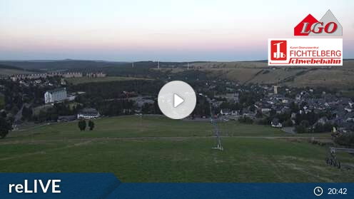 Webcam Ski Resort Oberwiesenthal cam 2 - Ore Mountains