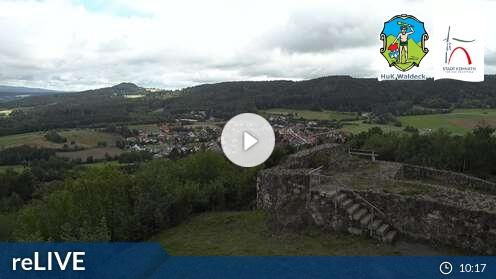 Webcam Burgruine Waldeck
