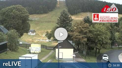 Webcam Skigebiet Oberwiesenthal Fichtelberg - Erzgebirge