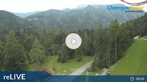 Webcam Chiemgau Arena in Ruhpolding