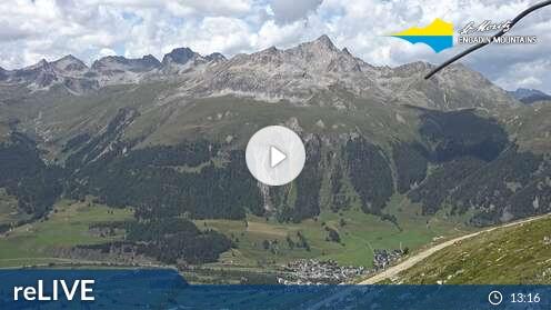 Webkamera St. Moritz/Engadin