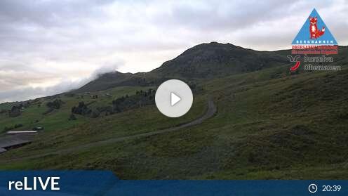Obersaxen Undermatt Bergstatio