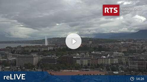 Gebäude des RTS (Genf)