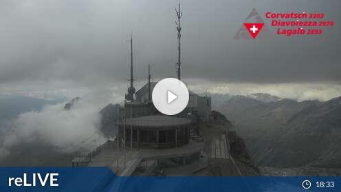 St. Moritz / Silvaplana - Corvatsch