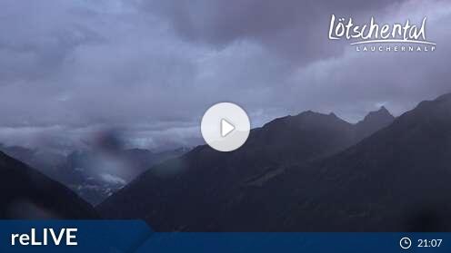 Bergstation Luftseilbahn Wiler-Lauchernalp (Lauchernalp)