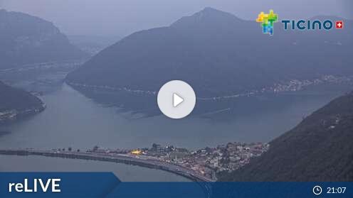 Lugano Paradiso Monte San Salv