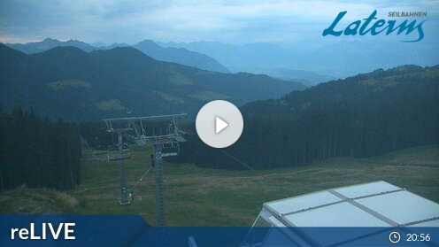 Webcam Laterns Skigebiet Laterns Voralberg