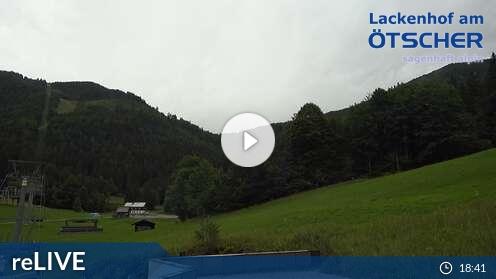 Webcam Skigebiet Lackenhof - Ötscher Tal - Niederösterreich
