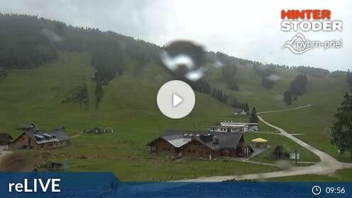 Webcam Huttererb�den Skigebiet Hinterstoder - H�ss Ober�sterreich