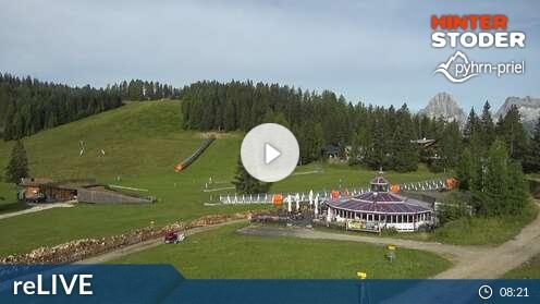 Hössbahn Bergstation - Huttererböden