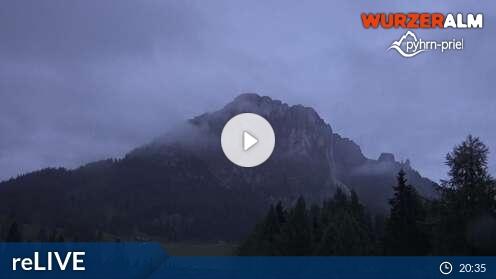Webcam Hahnlgraben Skigebiet Wurzeralm Oberösterreich