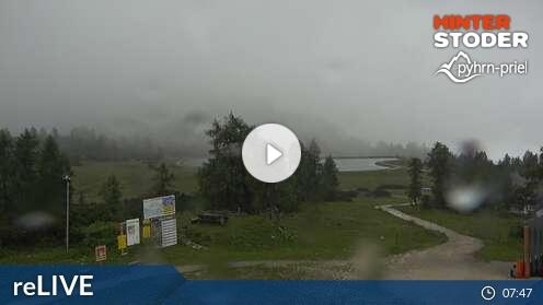 Webcam Skigebiet Hinterstoder - H�ss H�ss-Express - Ober�sterreich