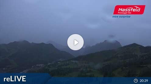 Webcam Tressdorfer H�he Skigebiet Nassfeld-Hermagor K�rnten