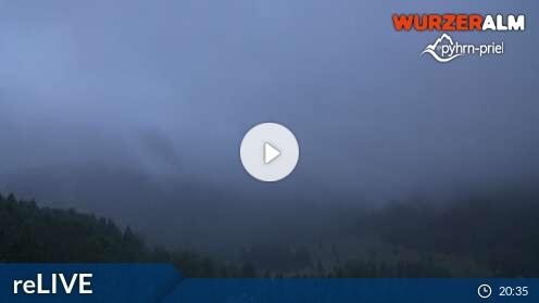 Webcam Skigebiet Wurzeralm Bergstation - Oberösterreich