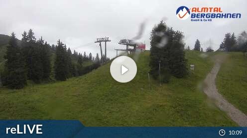 Webcam Kasberg Skigebiet Kasberg - Grünau Oberösterreich