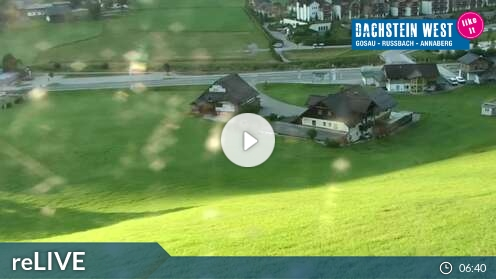 Webkamera Dachstein-West a Lammertal