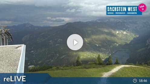 Dachstein West - Zwieselalm Bergstation (Dachstein West)