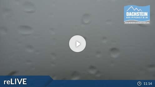 Webcam Bergstation Skigebiet Obertraun - Krippenstein Ober�sterreich