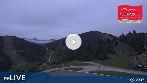 Webcam Feuerkogel Ski Resort Ebensee - Feuerkogel Upper Austria